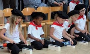 Sommerfest Moos 2016 - Glockenspiel Presse